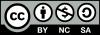 CC-BY-NC-SA 图标